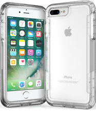 NEW Pelican MARINE IP68 Waterproof Case for Apple iPhone 7 - CLEAR/GRAY - NEW