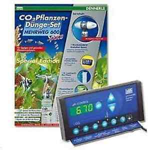 Dennerle Co2-Mehrweg Set Space 600 Special Edition, pH ...