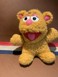 from McDonald/'s 1987 Henson Fozzie the Bear plush doll