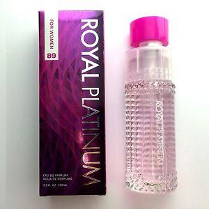 Royal Platinum No 89 Perfume For Woman Alternative To