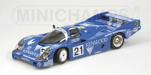 Porsche 956L 24h le mans 1983 Andretti Alliot 430836521 minichamps 1 43