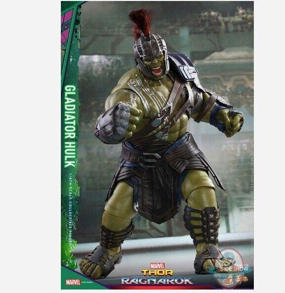 1 6 MMS 430 Thor  Ragnarok Gladiador Hulk Hot Juguetes 903105