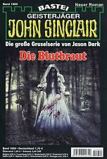JOHN SINCLAIR ROMAN Nr. 1950 - Die Blutbraut - Jason Dark - NEU