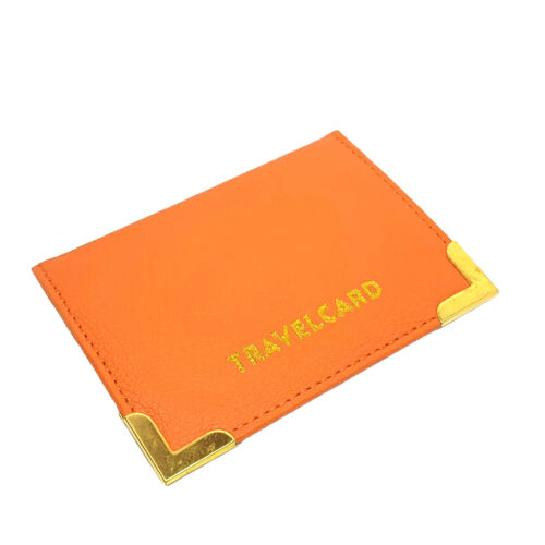 Genuine Oyster Travel Card Bus Pass Rail Card Holder Wallet Cover Case UK Seller