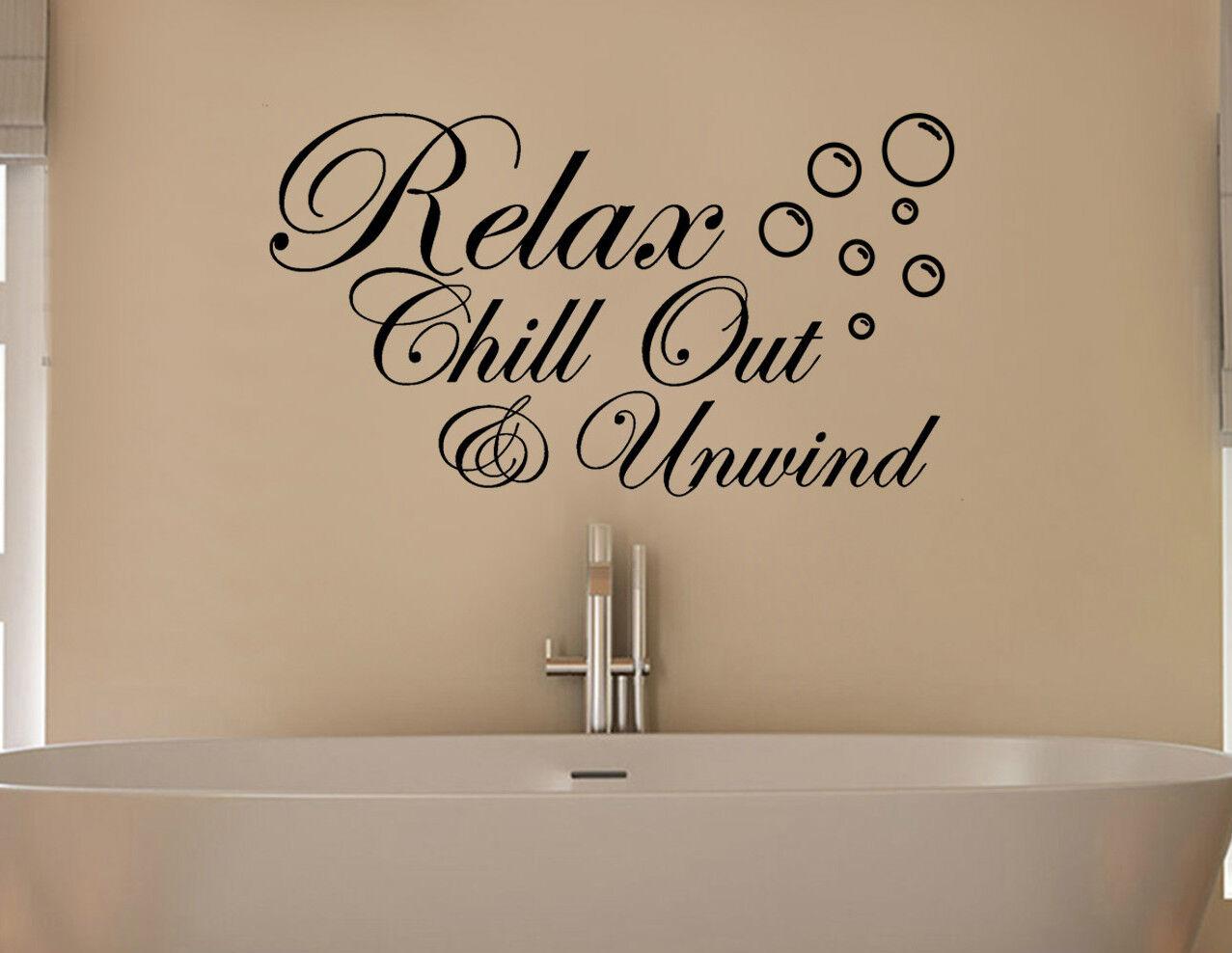 Rilassa Rilassarsi Rilassamento e Rilassarsi Rilassa Bolle Borsano Doccia Borsano Decalcomania 3fb704