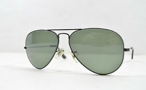 8575448341d Vintage 80s Ray Ban Unisex Bausch Lomb Small Frame Aviator ...