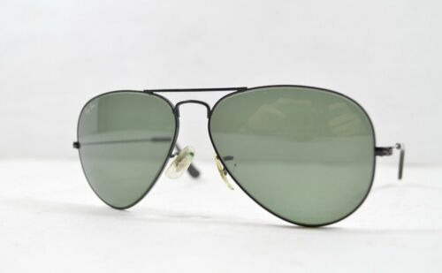 Vintage 80s Ray Ban Unisex Bausch Lomb Small Frame