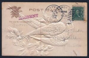1908-auxiliary-marking-MISSENT-double-canceled-Wisconsin
