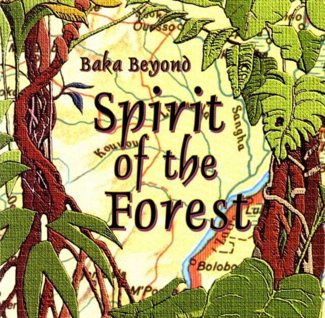 Baka Beyond - Spirit Of The Forest ° CD-Album von 1993 °