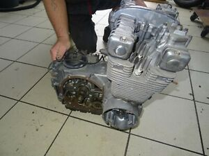 Kawasaki ZR 550 Zefiro Motore Con 29 Tsd Km Chilometraggio
