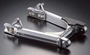 G-Craft Triple Square Mini Swing Arm (Wide) Twin Shock 6cm Long HONDA MONKEY