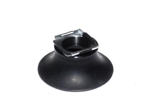 Pentacon 961302 ocular para la serie Praktica L gebraucht cilindro de goma