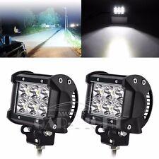 LED LIGHT Flood SPOT LAMP OFFROAD BOAT UTE CAR TRUCK SUV 18W 1800 LUMENS