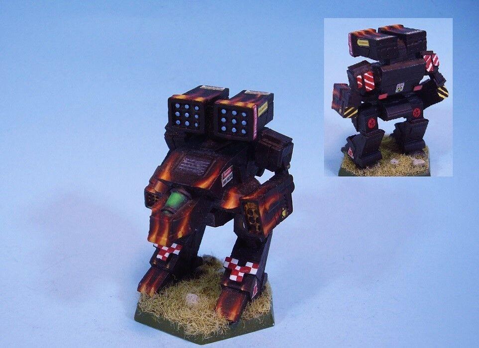 Battletech painted miniature Unique Cav battlemech HH