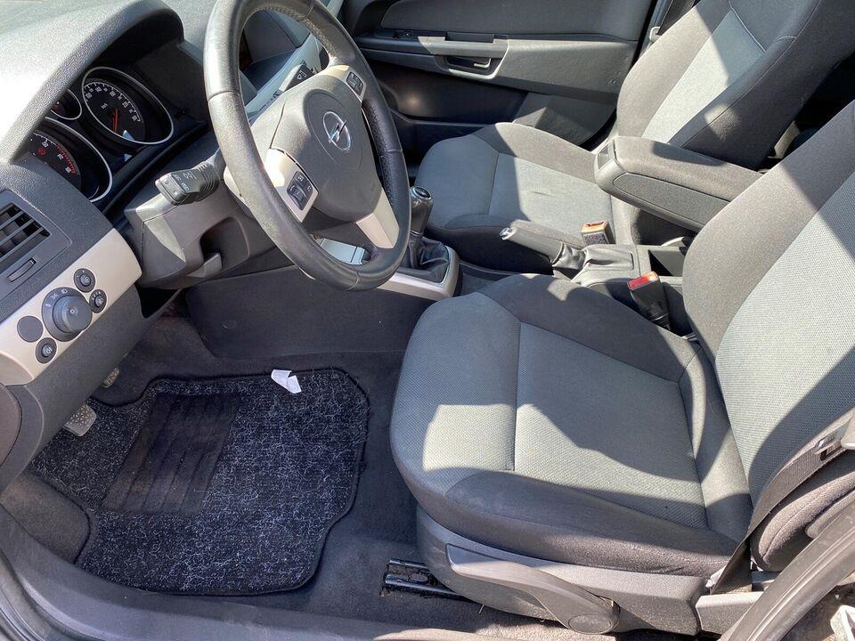 Opel Astra, 1,6 16V Edition Wagon, Benzin