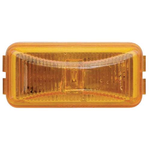 Optronics Boat//Utility Trailer Mini Sealed Amber Led Marker//Clearance Light
