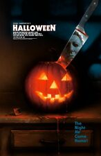Halloween Variant by Matthew Peak Movie Poster - Rare Sold Out LTD 125