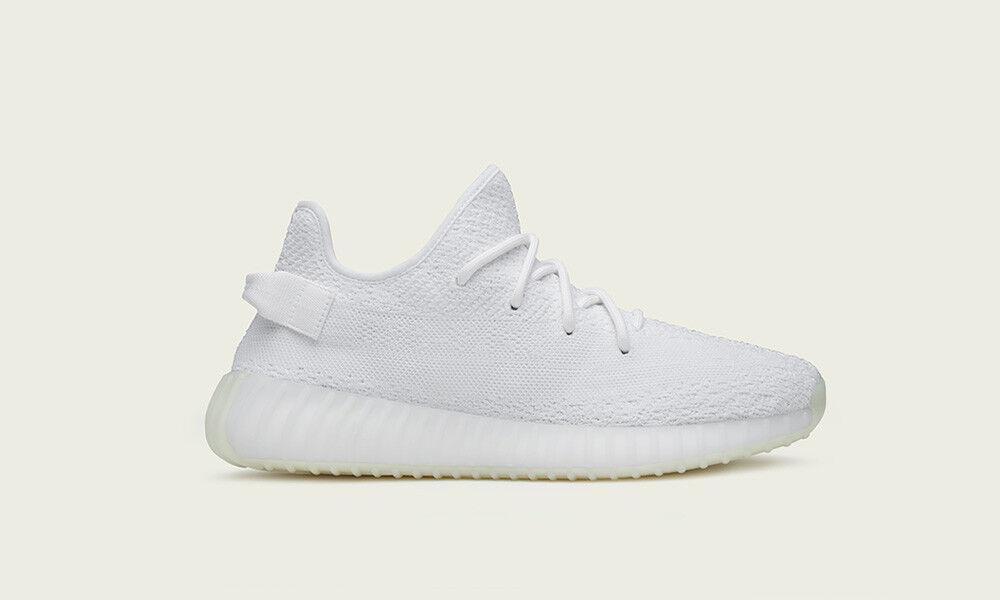 Adidas Yeezy Boost 350 V2.Triple WhiteGröße 9 US (fühlt sich wie 8,5 US an).