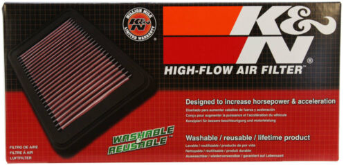 KN Panel Replaceme 33-2486 K/&N Replacement Air Filter; SCION iQ 1.3L; 2012-2014