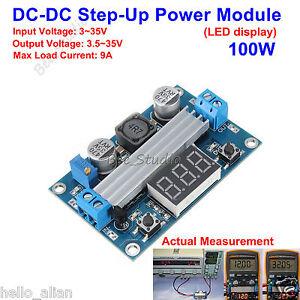 100W DC-DC Boost Step Up Converter Power Supply Module  X