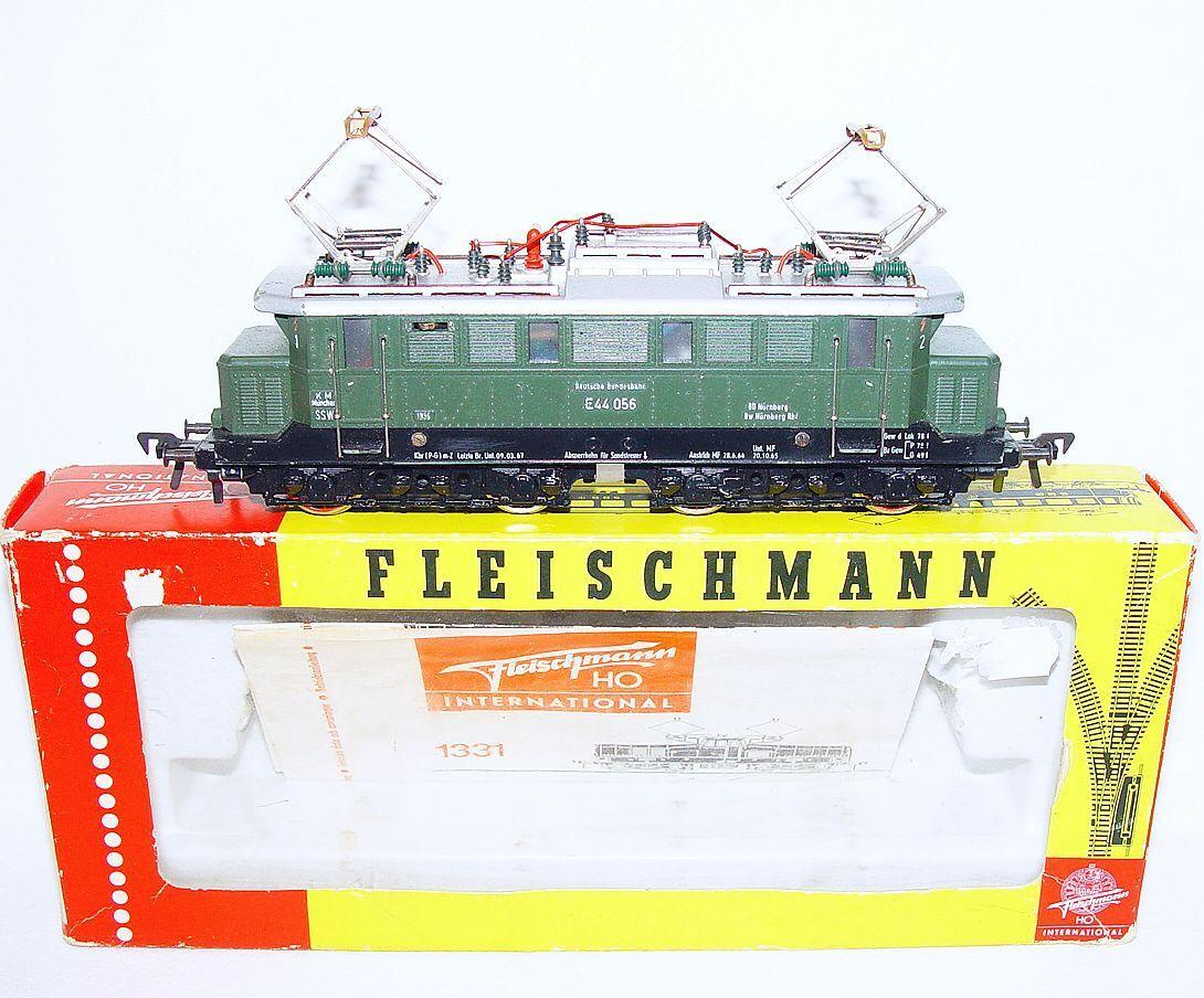 Fleischuomon DC HO 1 87 DB BR E44 E44 E44 056 Heavy Diecast ELECTRIC LOCOMOTIVE NMIB`76  c10d2e