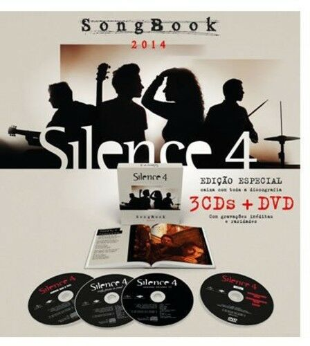 Silence 4 - Songbook 2014 [New CD] Portugal - Import