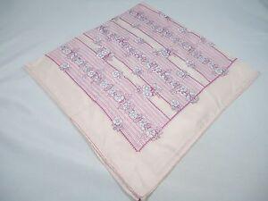 Glentex-Pink-handkerchief-neck-blue-small-flowers-rasberry-striped-New