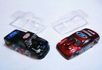 Velochamp2 Clear Lexan Ho Slot Car Drag Body For Bsrt Viper And Four 4 Gear