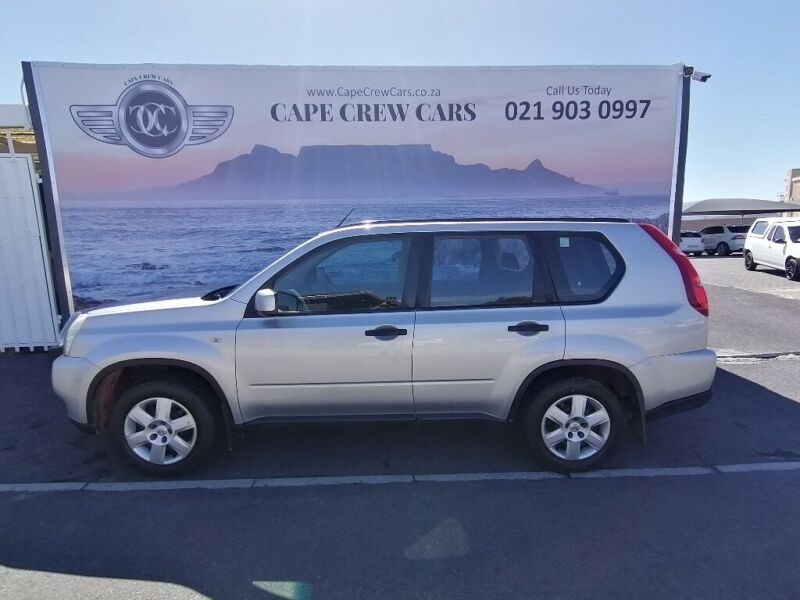 2008 Nissan X-Trail 2.0 4x2 XE, Silver with 198000km available now!