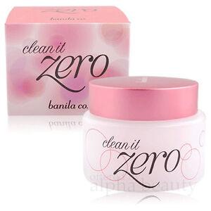 Banila Co Korea Clean It Zero Makeup Remover Cleansing Balm (100ml/3.3oz) | EBay