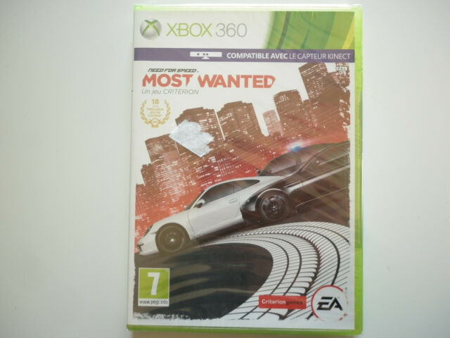 Need for Speed Most Wanted Jeu Vidéo XBOX 360