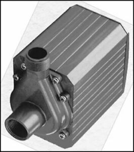 Danner Manufacturing, Inc. Pond-Mag, Magnetic Drive Water Pump 1800GPH, #02728