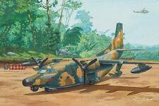 Roden Fairchild NC/AC-123K Black Spot Modellbausatz Modellflugzeug Modell 1:72