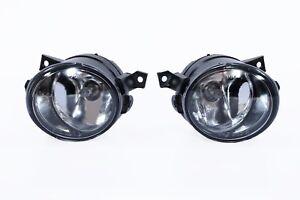 Juego-de-faros-antiniebla-e-registra-cristal-claro-para-VW-Amarok-jetta-Scirocco-up-Golf-V