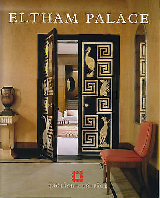 """AS NEW"" Turner, Michael, Eltham Palace (English Heritage Red Guides), Paperback"