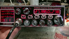 STRYKER SR-955HP ALL MODE HAM RADIO, POWER-TUNED by LESTER!!! 100+ WATTS OUT!!