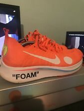 a4085ece469a item 3 Nike Off White Zoom Fly Mercurial Orange Men s Size 11.5 Virgil  Abloh -Nike Off White Zoom Fly Mercurial Orange Men s Size 11.5 Virgil Abloh