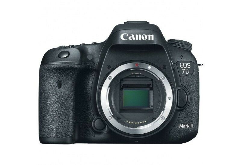 Canon, Canon Eos 7D MKII, spejlrefleks
