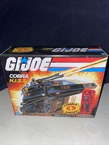 Retro G.I. Joe Cobra Hiss Tank + Driver Walmart Exclusive  FREE SHIP IN HAND