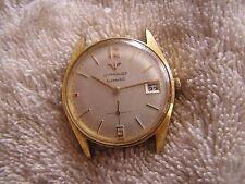 Vintage Wittnauer Geneve 17 Jewels Watch C11K