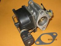 Genuine Tecumseh Carburetor 640330a Ohv Solenoid Included, Free Shipping
