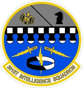 US-Air-Force-USAF-301st-Intelligence-Squadron-Decal-Sticker