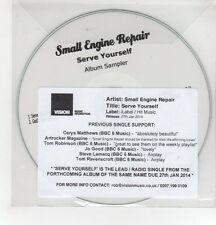 (GH317) Small Engine Repair, Serve Youself - 2014 DJ CD