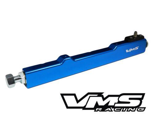 93-97 HONDA DEL SOL VTEC EG B16 CNC HIGH FLOW FUEL RAIL KIT BLUE