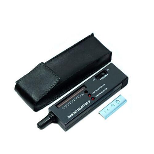 Battery w//Audio NEW LED V2 Jewelry Diamond Gemstone Gems Tester Selector Tool