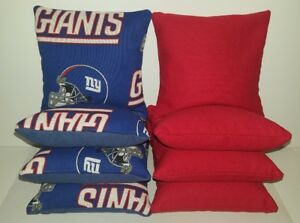 SET OF 8 ALL WEATHER EAGLES CORNHOLE BEAN BAGS ***FREE SHIPPING!!!!***