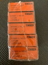 Timken 07000la 902a1 Tapered Roller Bearing Cone Amp Seal
