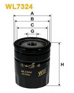 Wix-Filters-WL7324-Filtro-de-aceite-RC516972P-OE-Quality