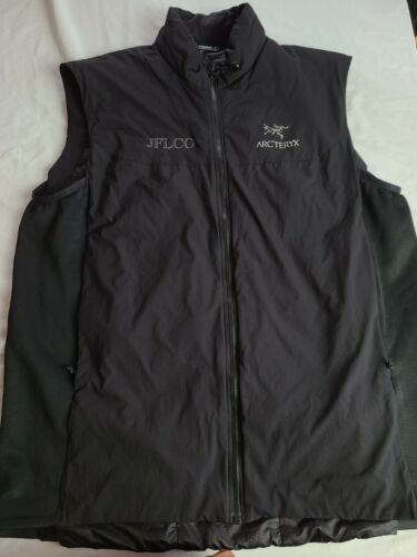 Arcteryx Atom LT Vest Mens Black Large