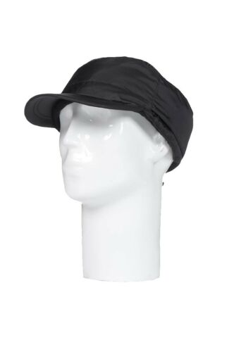 Heat Holders Mens Waterproof Winter Fleece Lined Hunting Cap Hat with Neck Flap